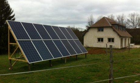 Solutions Soleil Énergie Pose de panneau solaire pour alimentation autonome en électricité Bourg-en-Bresse